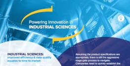 Flyer: Powering Innovation in Industrial Sciences