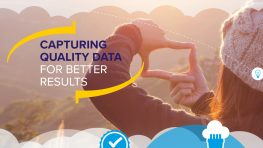Flyer: Capturing quality data for better results