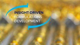 Whitepaper: Insight-driven formulations development